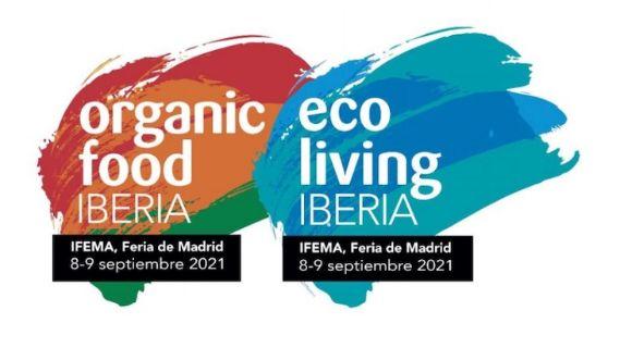 profesionalhoreca, logos de Organic Food Iberia y Eco Living Iberia