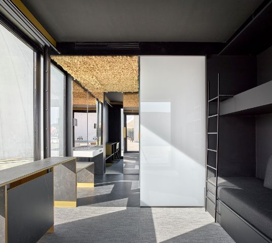 Profesionalhoreca, habitación de módulo de habitación de hotel de Room 2030