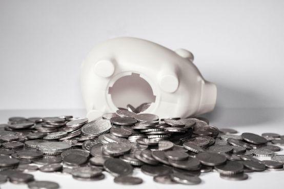 Profesionalhoreca, hucha con monedas