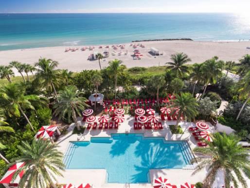 Profesionalhoreca, piscina del Faena Hotel Miami Beach