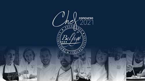Profesionalhoreca, finalistas Chef Balfegó 2021