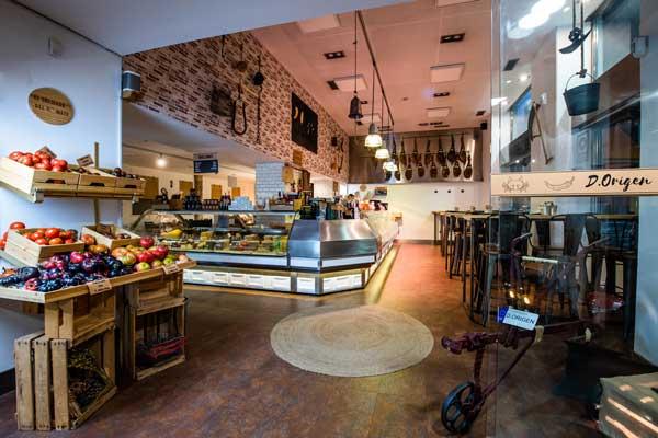 Profesionalhoreca, espacio gourmet D.Origen, en Madrid