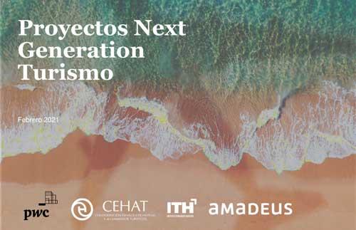 Profesionalhoreca, Proyectos Next Generation Turismo
