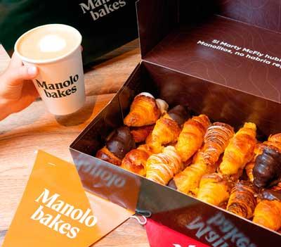 Profesionalhoreca, caja de Manolitos de Manolo Bakes