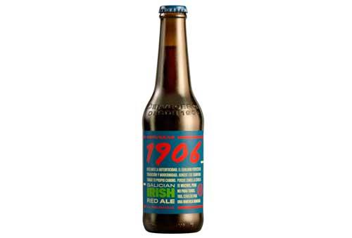 """Profesionalhoreca, cerveza """"La Pelirroja"""" de 1906"""