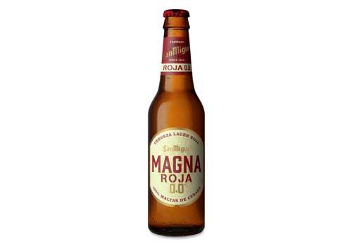 Profesionalhoreca, cerveza Magna Roja 0,0 de San Miguel