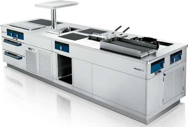 Profesionalhoreca, cocina Thermaline M2M de Electrolux Professional