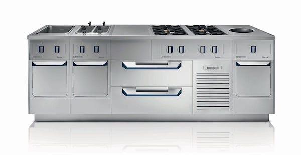 Profesionalhoreca, cocina Thermaline 85 de Electrolux Professional