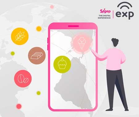 Profesionalhoreca, cartel de la feria Sigep Exp The Digital Experience 2021