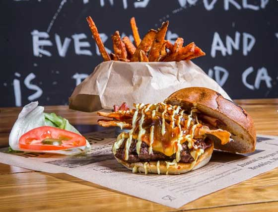 Profesionalhoreca, hamburguesa de Juanchi's Burgers