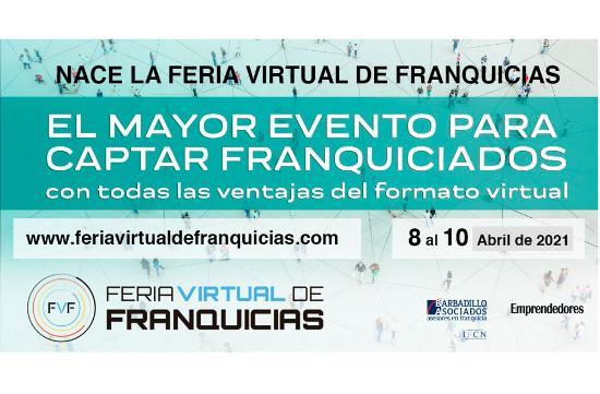 Profesionalhoreca, logo de la Feria Virtual de Franquicias