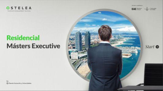 Profesionalhoreca, cartel de Másters Executive para futuros hoteleros que ofrece Ostelea