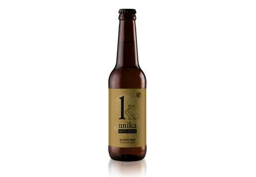 Profesionalhoreca, cerveza sin gluten Unika Koliakos