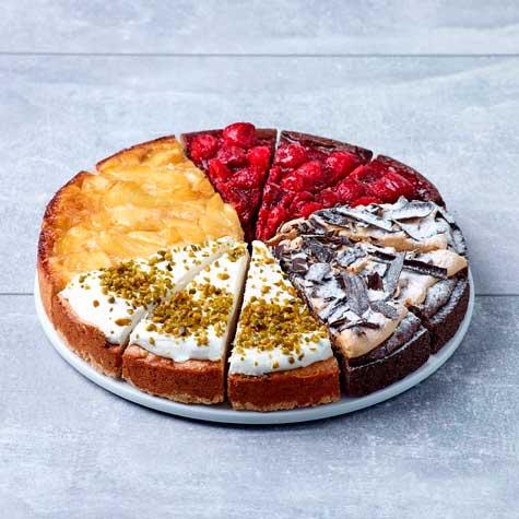 Profesionalhoreca, surtido de Barista Cakes