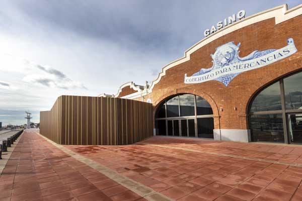 Profesionalhoreca, ampliación del Gran Casino de Castellón con lamas de Giménez Ganga