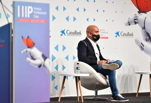 Profesionalhoreca, Kike Sarasola en el Hospitality 4.0 Congress de HIP 2021