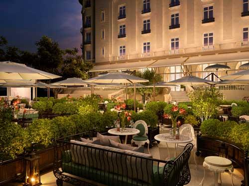 Profesionalhoreca, hotel Mandarin Oriental Ritz, El Jardín del Ritz