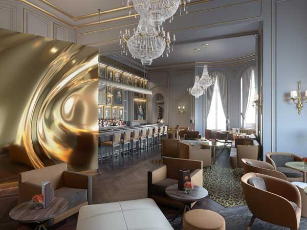Profesionalhoreca, hotel Mandarin Oriental Ritz, salón Felipe IV, coctelería Pictura