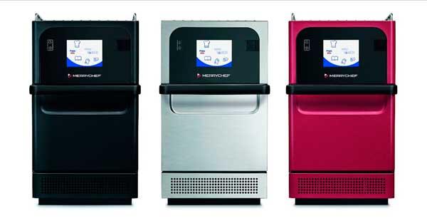 Profesionalhoreca, el horno eikon e2s de Merrychef, disponible en tres colores