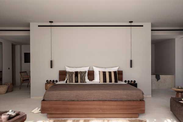Profesionalhoreca, una de las suites del hotel Oku Ibiza