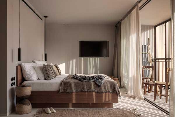 Profesionalhoreca, habitación del hotel Oku Ibiza