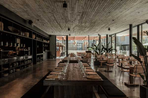 Profesionalhoreca, uno de los restaurantes del hotel Oku Ibiza