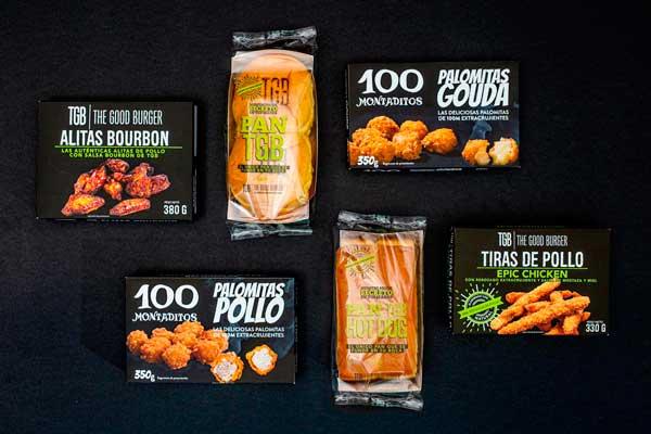 Profesionalhoreca, productos de la nueva división Restalia Retail que se van a poder adquirir en el supermercado