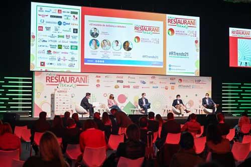Profesionalhoreca, foro Restaurant Trends en HIP 2021