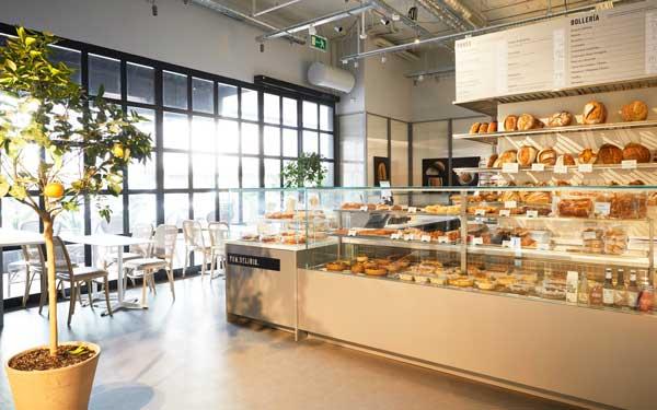 Profesionalhoreca, cafetería Pan.Delirio en el espacio Gourmet Experience de El Corte Inglés de Castellana