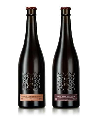 Profesionalhoreca, cervezas Las Numeradas de Alhambra, elaboradas con cacao