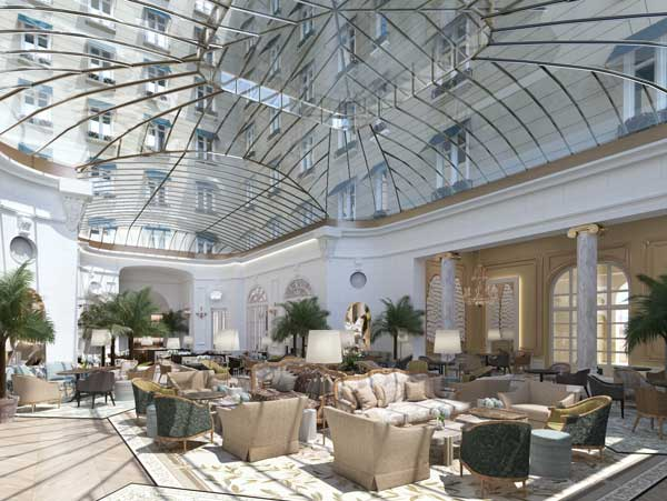 Profesionalhoreca, hotel Mandarin Oriental Ritz, restaurante Palm Court