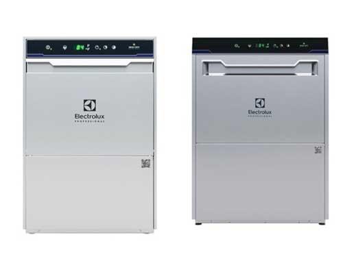 Profesionalhoreca, lavavasos y lavavajillas bajomostrador Green&Clean, de Electrolux Professional