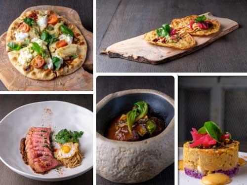 Profesionalhoreca, diferentes platos de Zoko Valdemarín