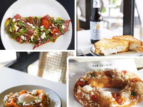 Profesionalhoreca, platos y especialidades de la cafetería Pan.Delirio