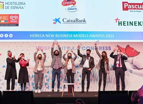 Profesionalhoreca, los premiados en los Horeca New Business Models Awards 2021