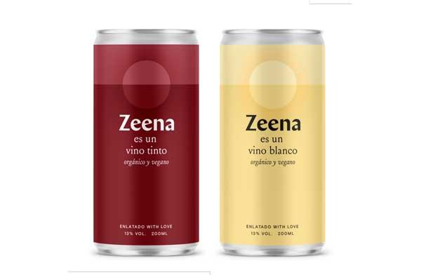 Profesionalhoreca, vino en latas Zeena