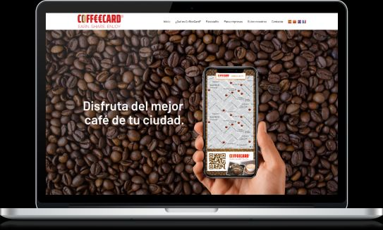 Profesionalhoreca, app de Cffeecard