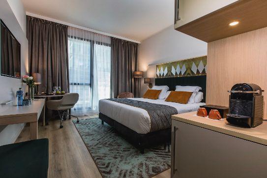 Profesionalhoreca, habitación del Leonardo Royal Hotel Barcelona Fira