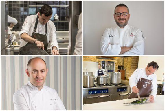 Profesionalhoreca, chefs españoles que participarán en Madrid Fusión 2021
