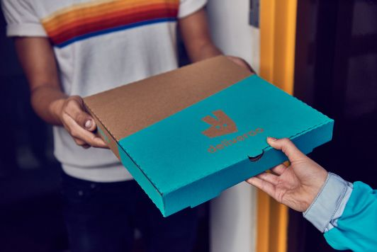 profesionalhoreca, entrega de comida a domicilio por Deliveroo