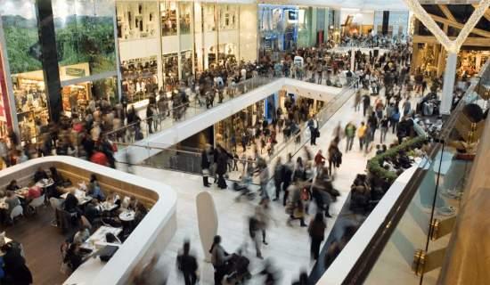 Profesionalhoreca, clientes en un centro comercial