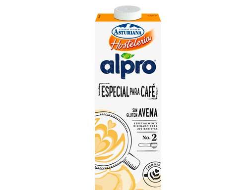 Profesionalhoreca, bebida de avena Alpro especial café