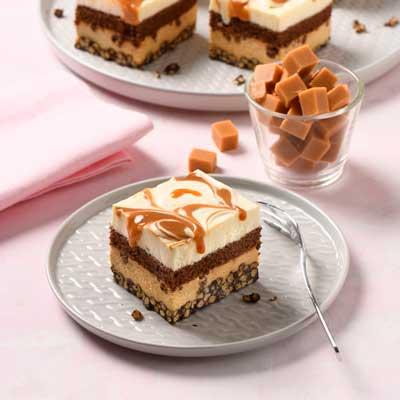 Profesionalhoreca, Tarta de Caramelo a la Sal de Erlenbacher
