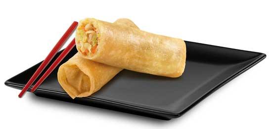 Profesionalhoreca, Mini rollitos de verduras, de Maheso