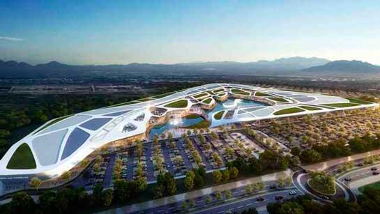 Profesionalhoreca, el diseño aerodinámico del nuevo Oasiz Madrid