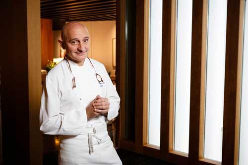 Profesionalhoreca, chef Toño Pérez, de Atrio