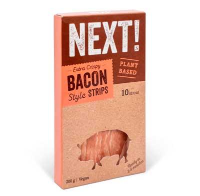 Profesionalhoreca, bacon vegetal de Next
