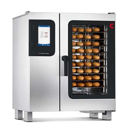 Profesionalhoreca, el horno Convotherm C4 Easy Touch con su pantalla táctil