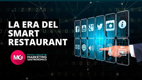 Profesionalhoreca, cartel del Taller Online de Marketing Gastronómico - Smart Restaurant Edition