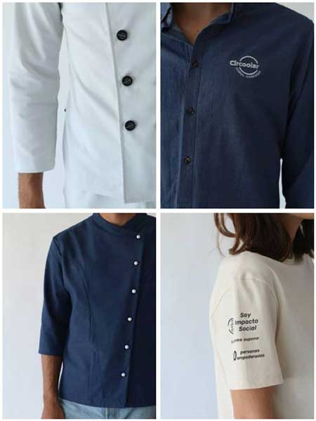 Profesionalhoreca, uniformes de Circoolar para hostelería